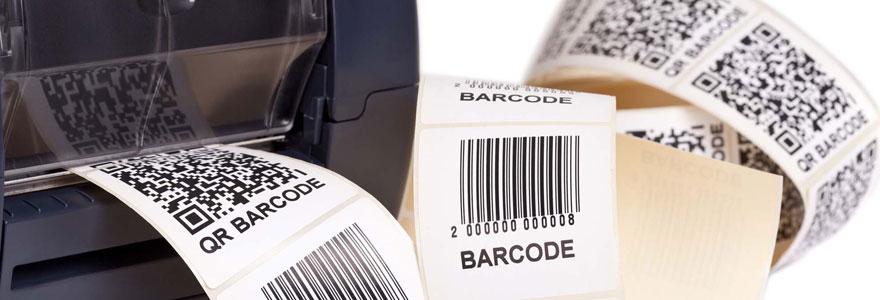 Imprimer ses étiquettes adhésives