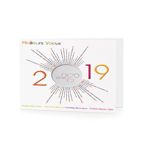 Cartes de vœux et calendrier